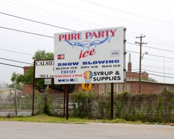 Pure Party Ice San Antonio